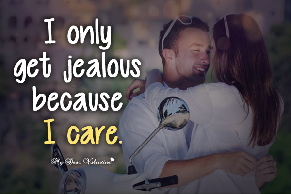 Cute Relationship Quotes About Jealousy And Love: Jealous Boyfriend Quotes. QuotesGram