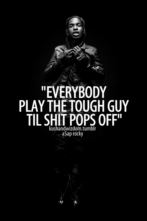 quotes about tough guys  quotesgram