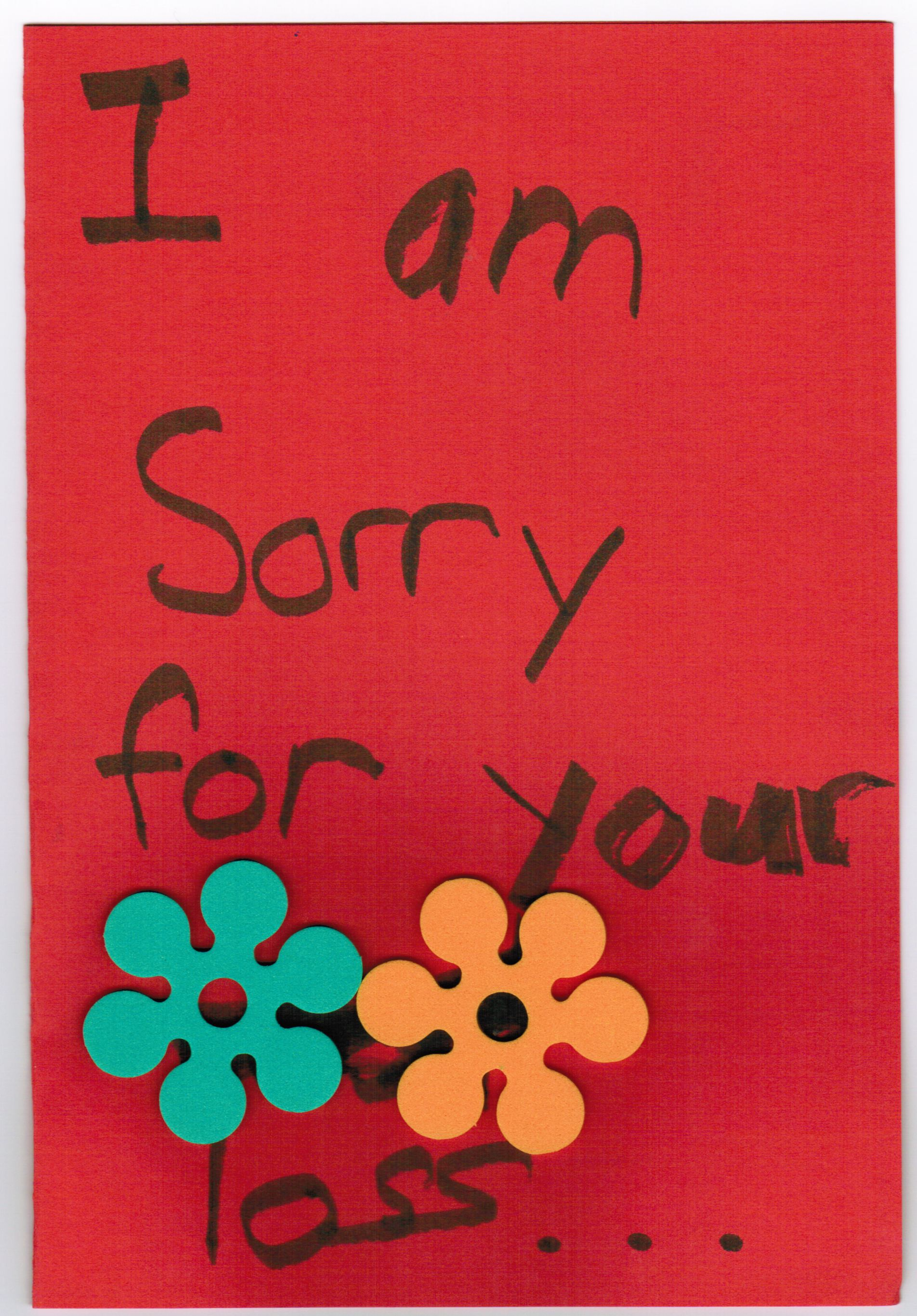 Sorry For Your Loss Quotes. QuotesGram
