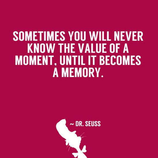 Dr Seuss Quote Friends: Wow Moments Quotes And Sayings. QuotesGram