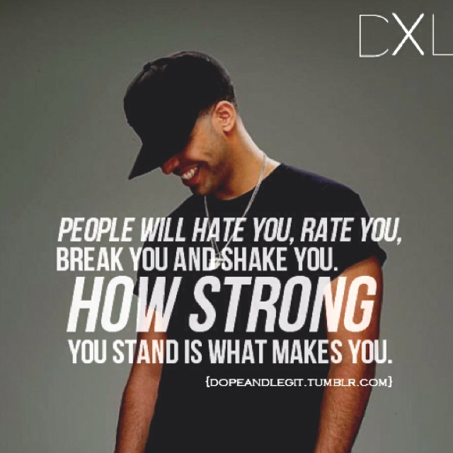 Quotes About Love: Quotes About Standing Strong. QuotesGram