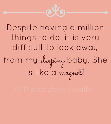 Cute Baby Sleeping Quotes: Baby Smile Quotes And Sayings. QuotesGram
