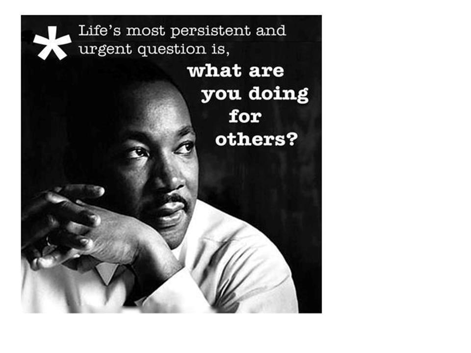 Mlk Quotes: Martin Luther King Quotes On Service. QuotesGram