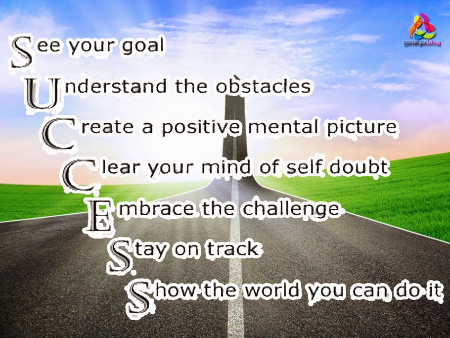 Quotes About Success And Challenges. QuotesGram