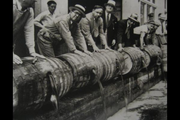 the history of the prohibition in the united states Find out more about the history of prohibition, including videos, interesting articles, pictures,  in 1917, after the united states entered world war i,.
