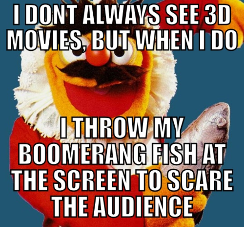 Funny Muppet Meme: Gonzo Muppet Quotes. QuotesGram