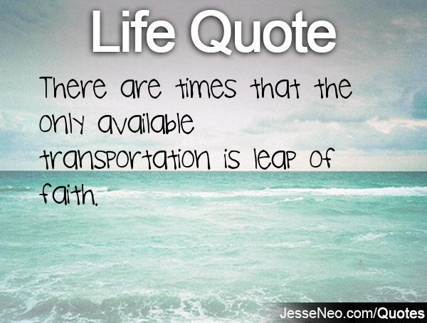 Leap Of Faith Movie Quotes. QuotesGram
