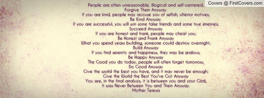 Selfish Self Centered Quotes. QuotesGram