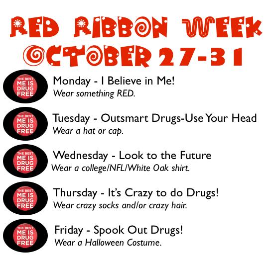 Red Ribbon Week Quotes. QuotesGram