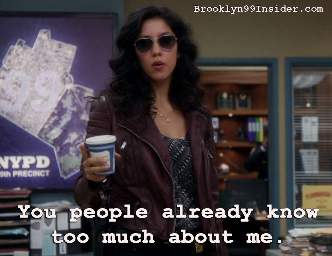 brooklyn quotes Brooklyn nine-nine season 2 so far is just as hilarious as the first, proving that  their cast wasn't a fluke, these people are the real deal and of.