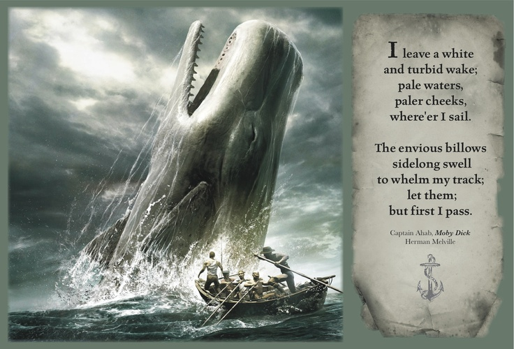 moby dick qoutes ch 36 and 86 Quotes ask the author sign in join sign up classics and the western canon discussion 42 views discussion - moby dick week 4 - through chapter 86.