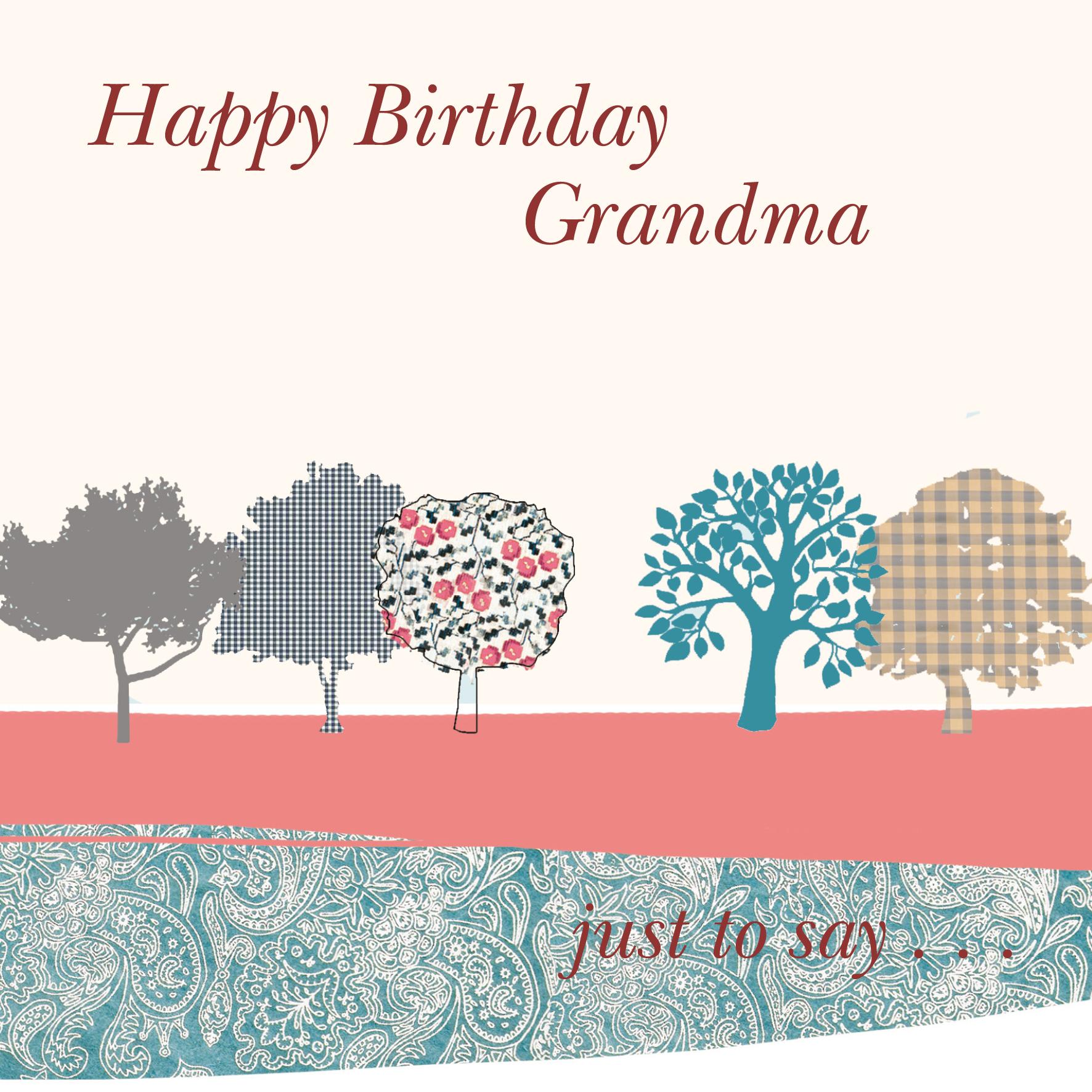 Happy Birthday Grandma Poems Quotes. QuotesGram