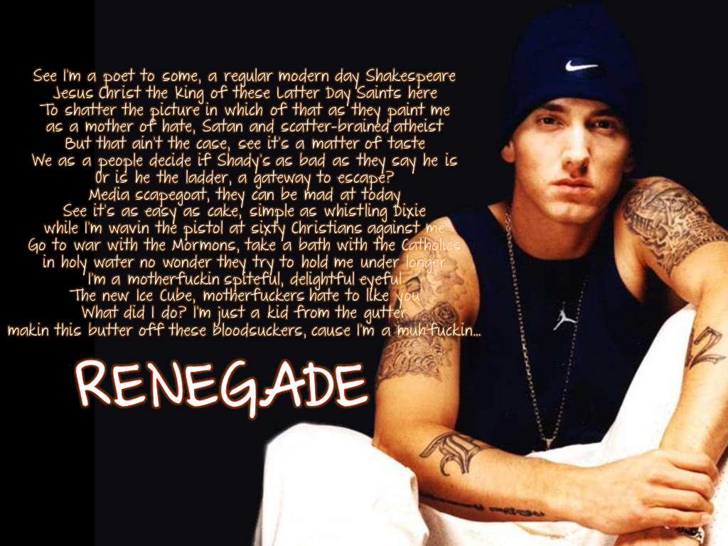 Best Quotes From Eminem Recovery. QuotesGram