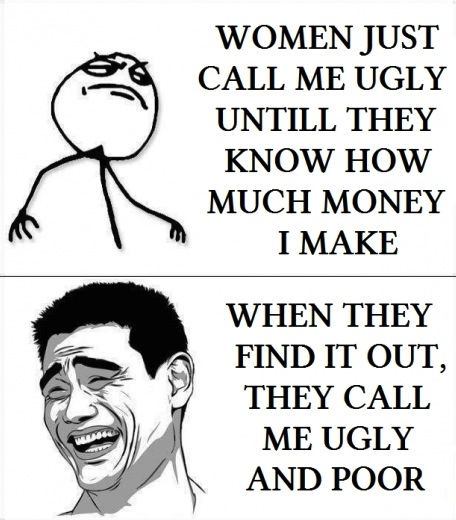 Ugly Women Quotes: Im An Ugly Man Quotes. QuotesGram