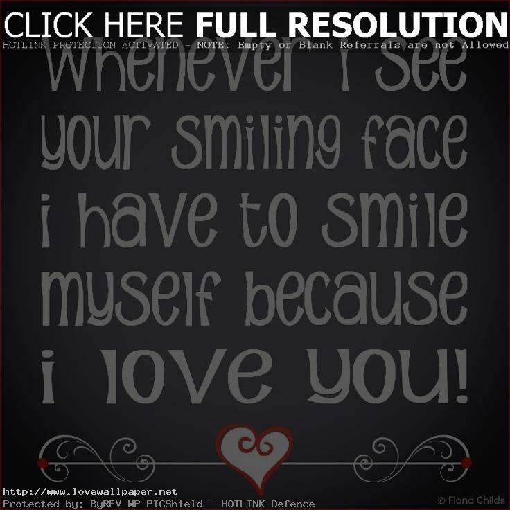 Loving You Love Quote: I Love You Baby Quotes. QuotesGram