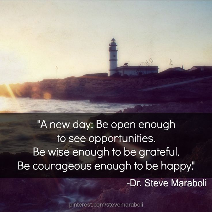 New Day New Opportunity Quotes Quotesgram