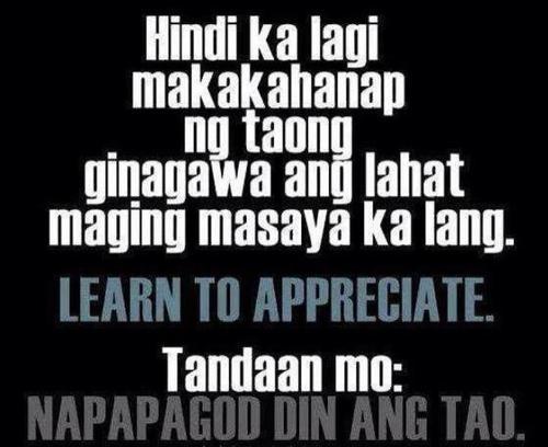 sad family quotes tagalog - photo #31