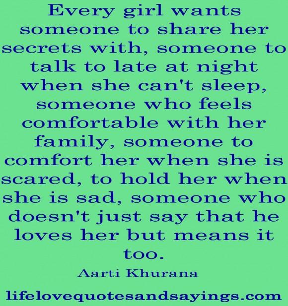 Cute Quotes Say Girl: Cute Quotes To Tell Girls. QuotesGram
