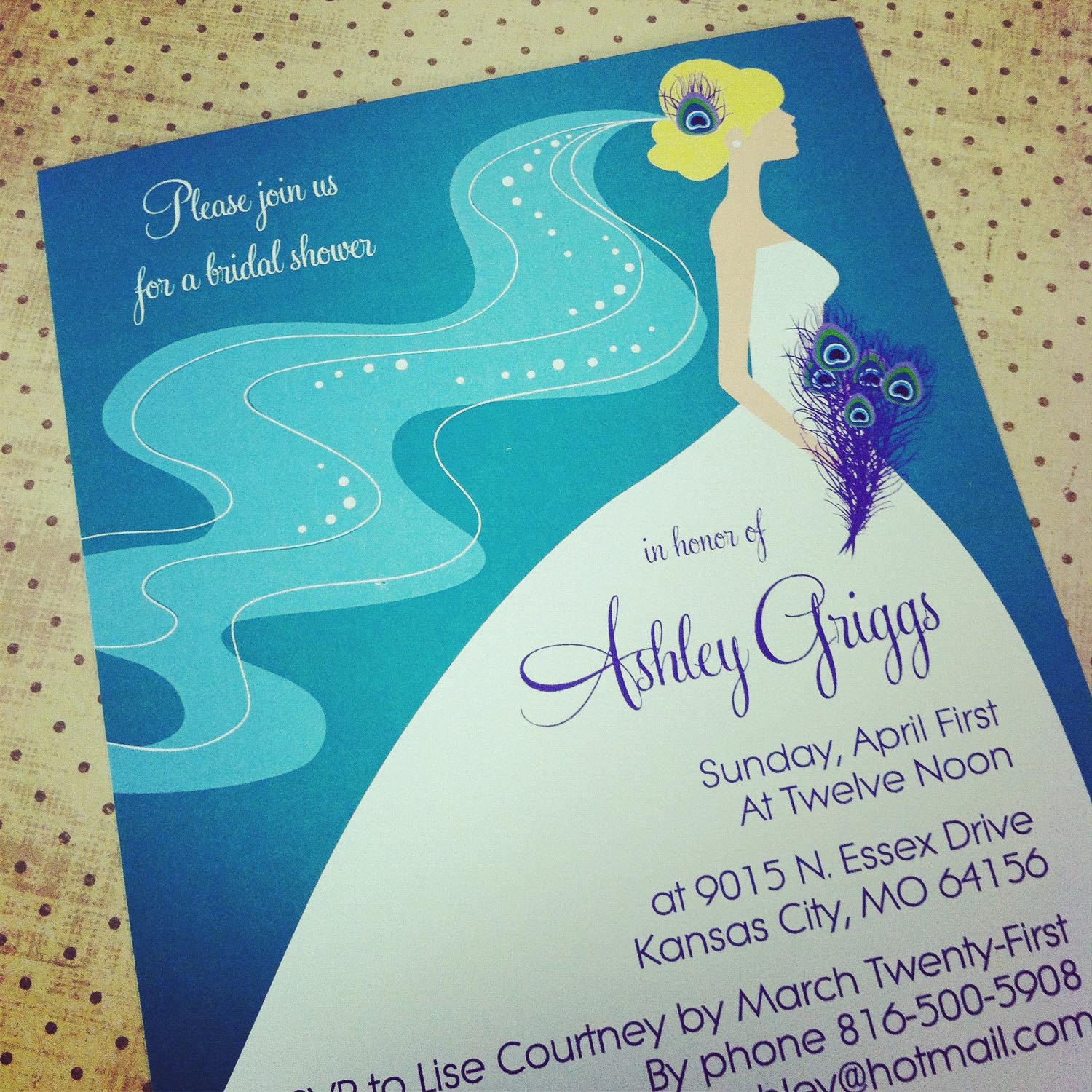 Quotes For Bridal Shower Invitations QuotesGram