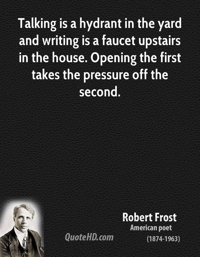 is robert frost a enchanting poet essay