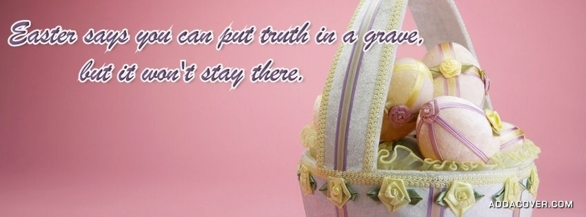 Easter Quotes For Facebook Status: Religious Easter Quotes For Facebook. QuotesGram