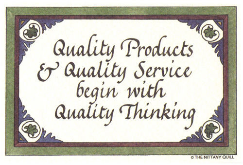 Quotes About Quality Products. QuotesGram