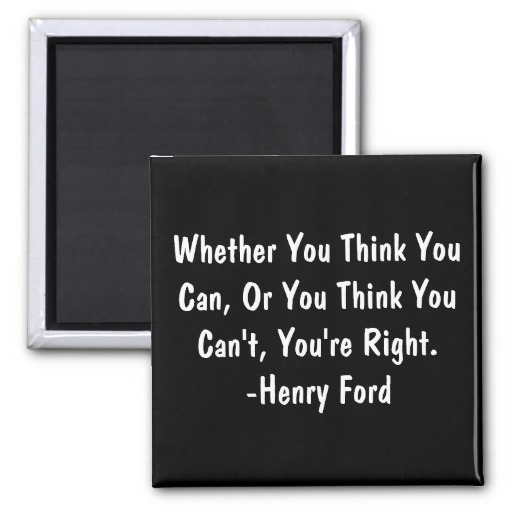 Quote Whether You Think You Can: Magnetism Quotes. QuotesGram
