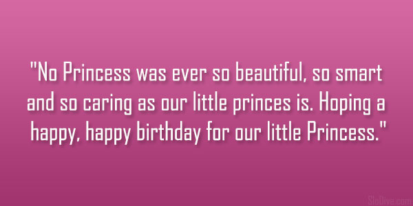Girlfriend Princess Quote : Princess birthday quotes quotesgram