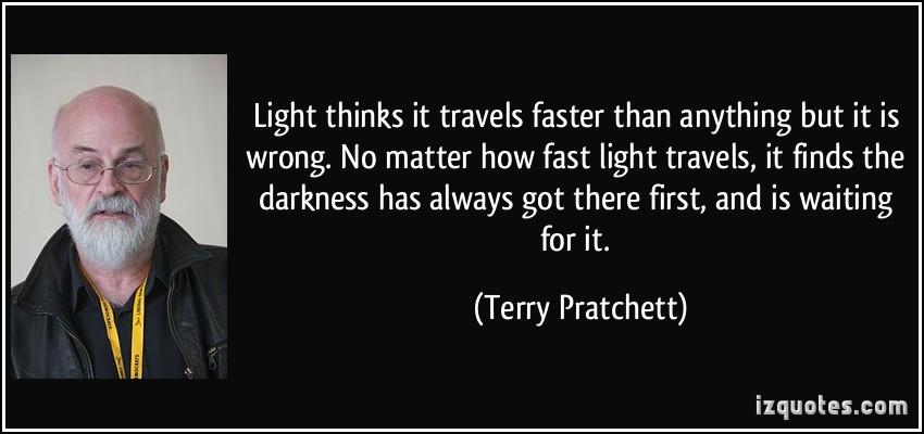 Terry Brands Quotes >> Terry Pratchett Quotes. QuotesGram