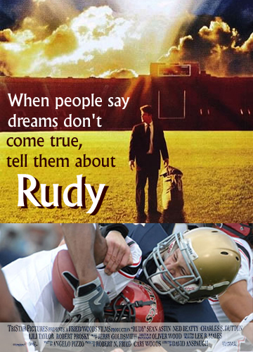 Inspirational Quotes From Rudy