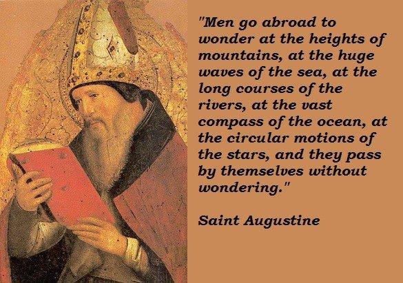 Saint Augustine Quotes. QuotesGram