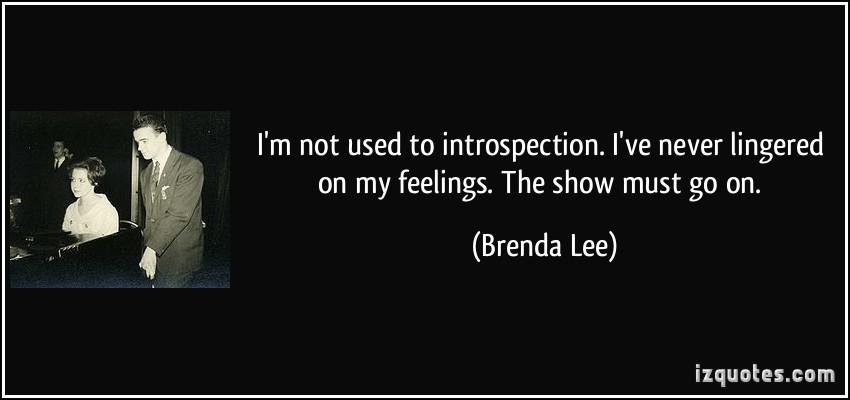 Introspection Quotes. QuotesGram