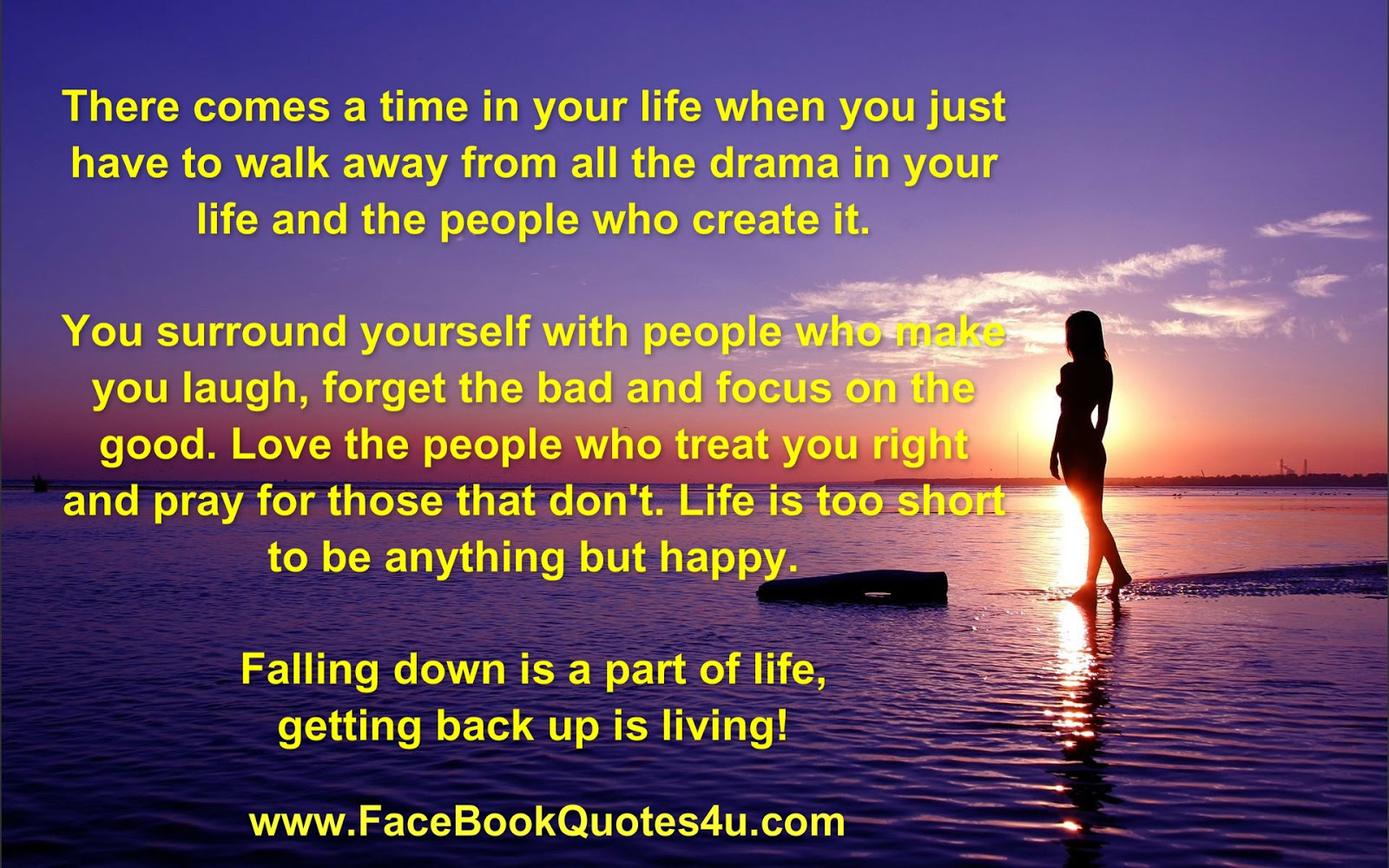 Drama Quotes About Life: Walking Away From Drama Quotes. QuotesGram