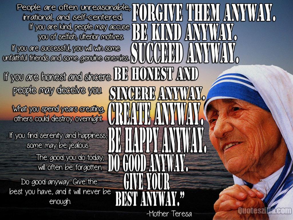 Why Mother Teresa Still Matters