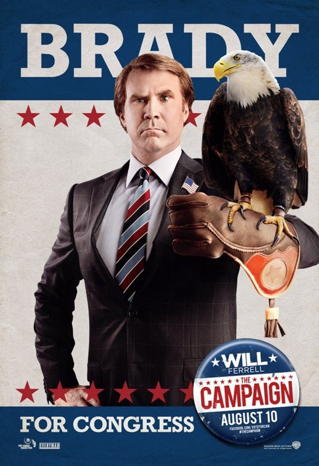 Will Ferrell The Campaign Quotes. QuotesGram