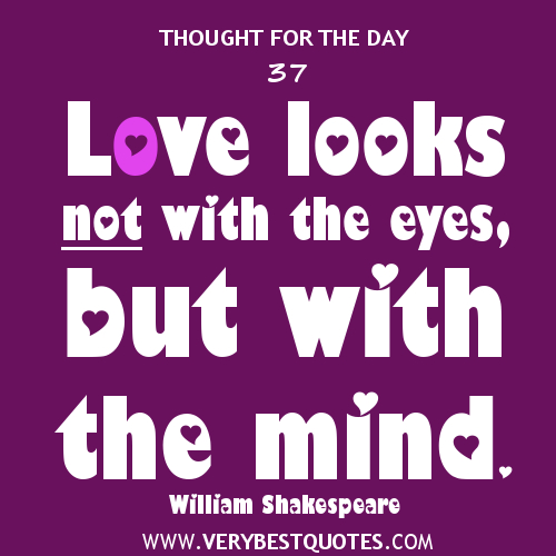 Quotes About Love: Shakespeare Quotes On Kindness. QuotesGram