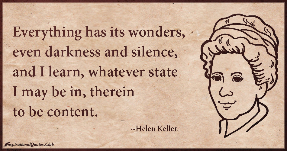 everything has a name helen keller