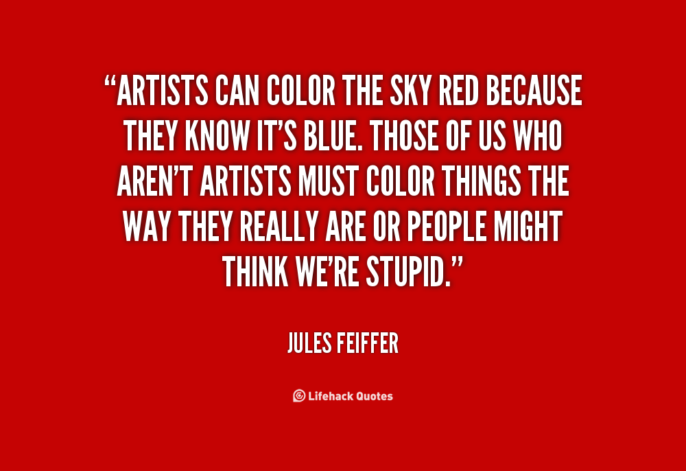Quotes About Color: Quotes About The Color Red. QuotesGram