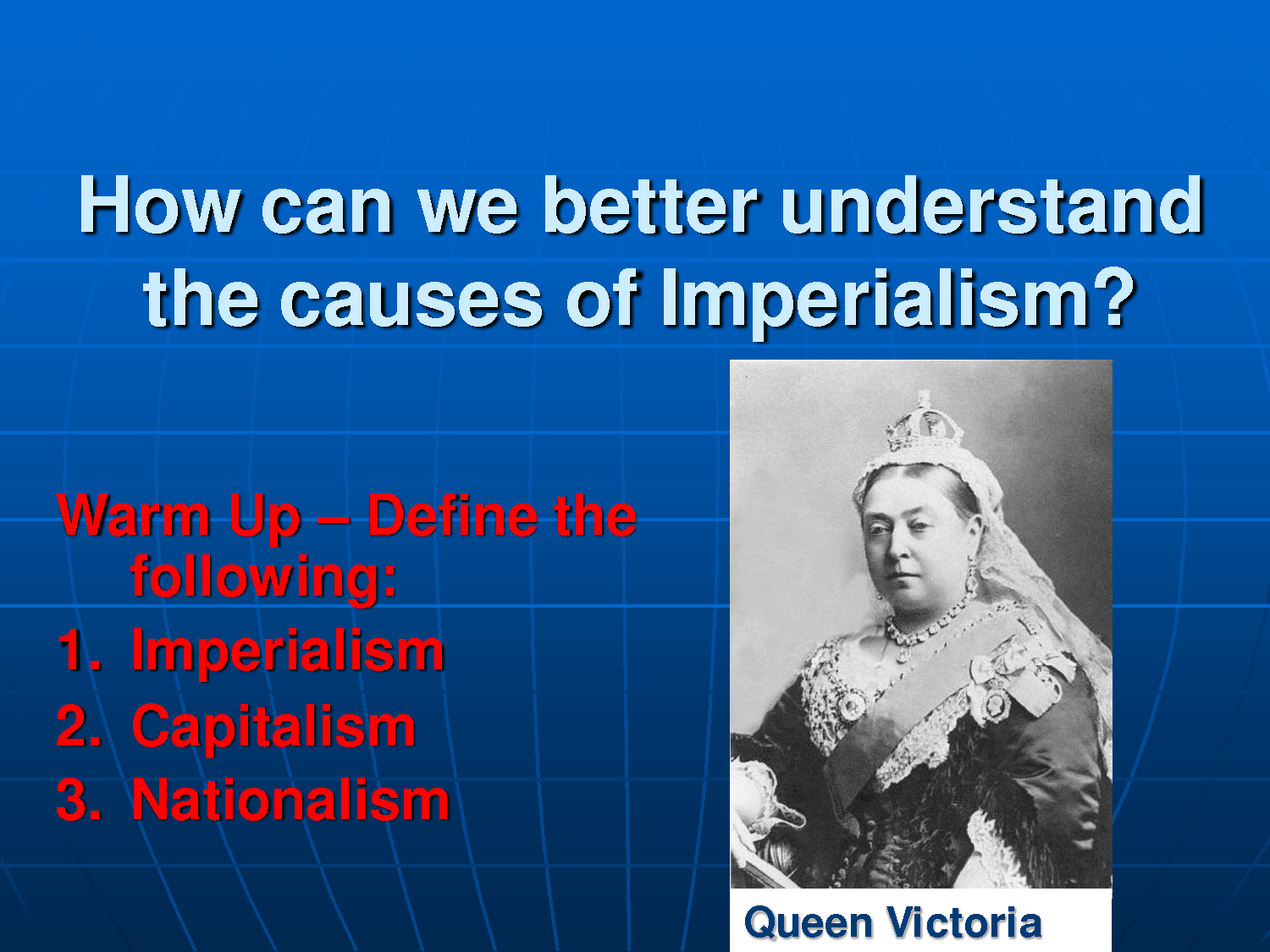 how far was imperialism the cause Explanations of japan's between 1894 and 1910 since the economic conditions they considered to be the causes for imperialism did not exist in japan at.