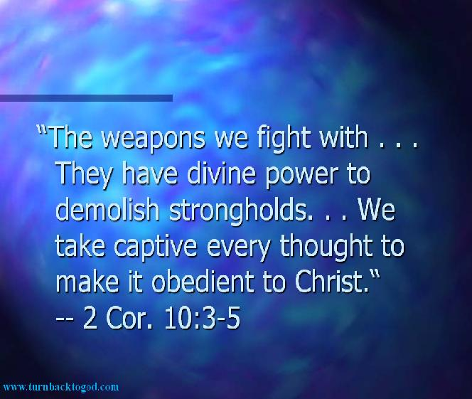 Christian Quotes On Spiritual Warfare. QuotesGram