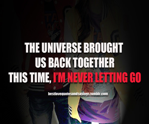 Want You Back Quotes Tumblr: Cute Getting Back Together Quotes. QuotesGram