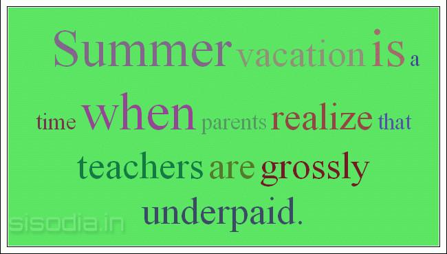 Summer Break Quotes. QuotesGram