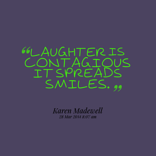 quotes about laughter and smiling - photo #11