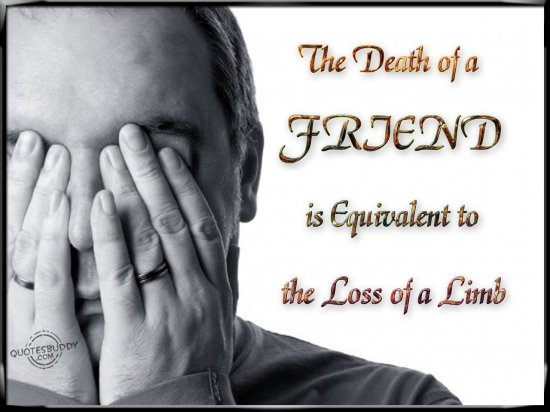 Losing A Best Friend Quotes Quotesgram: Quotes About Unexpected Death. QuotesGram
