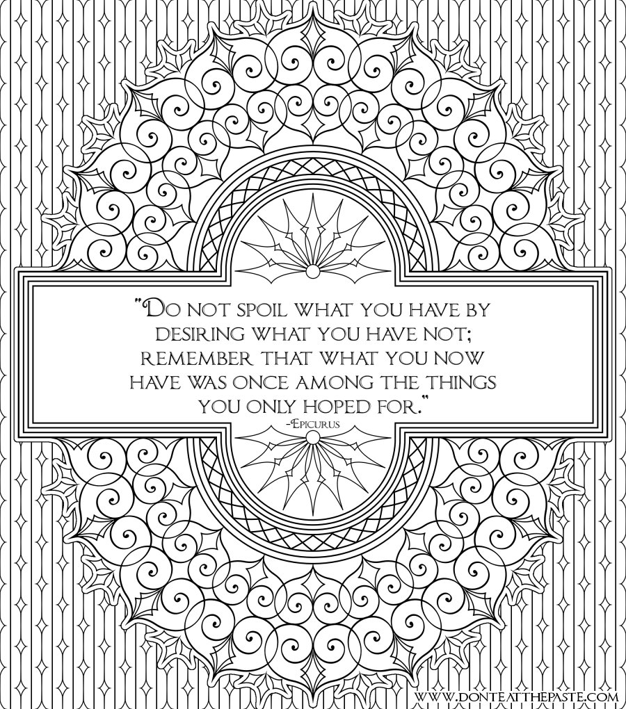 Pages quotes quotesgram for Positive quotes coloring pages