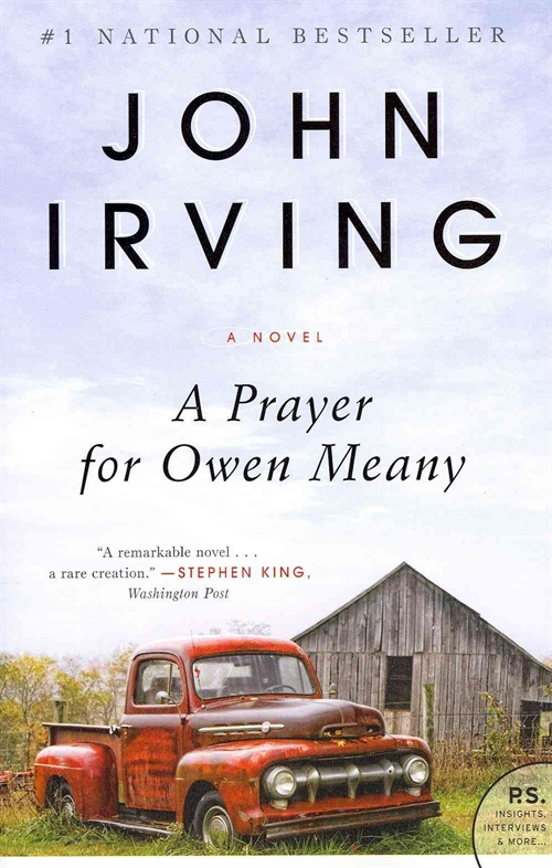 important quotes for a prayer for owen meany In ''a prayer for owen meany'' john irving makes it all too plain, and with  what  makes john wheelwright the narrator important to the book is.