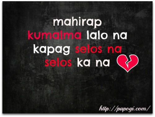 Quotes About Tagalog Sad Love Sad Quotes Engl...