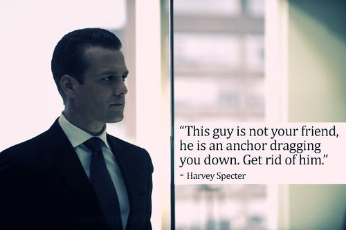 Harvey specter quotes 35 Quotes