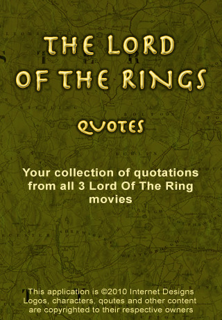 Quotes About Adventure Lord Of The Rings. QuotesGram