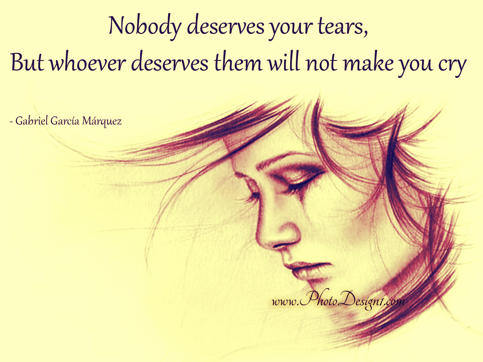 Sad Love Quotes That Make You Cry. QuotesGram